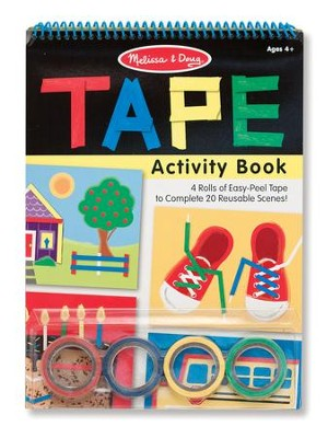 Tape Activity Book  -