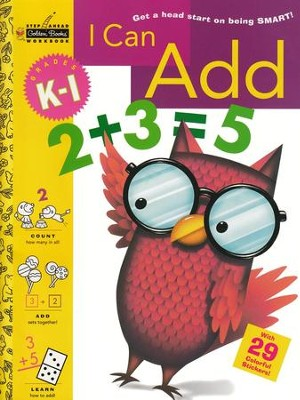 I Can Add (Grades K - 1)  -     By: Patricia Reynolds