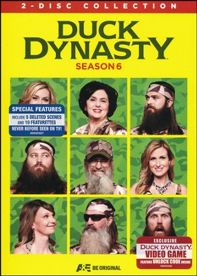 Duck Dynasty Season 6   -