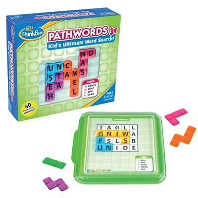 PathWords Jr.   -