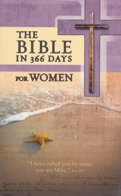 The Bible in 366 Days for Women Gift Book  -