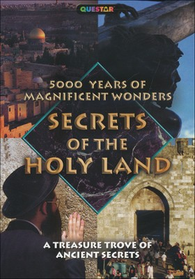 Secrets of the Holy Land   -