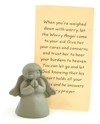 Worry Angel  -