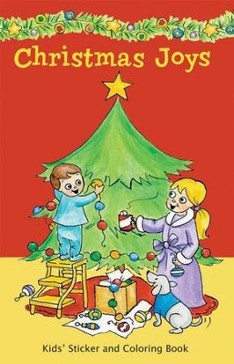 Christmas Joys Children's Activity Book  -