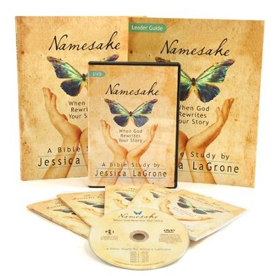 Namesake, Women's Bible Study Leader Kit    -     By: Jessica Lagrone