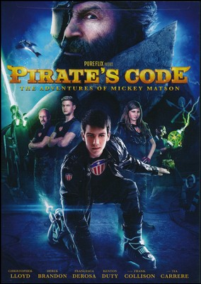 Pirate's Code: The Adventures of Mickey Matson! #PiratesCode #Flyby
