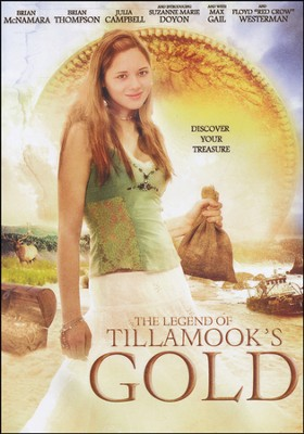The Legend of Tillamook's Gold, DVD   -