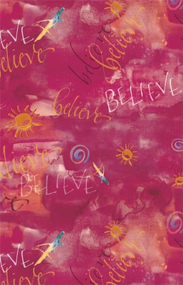 Sunshine, Stars, Believe Journal  -