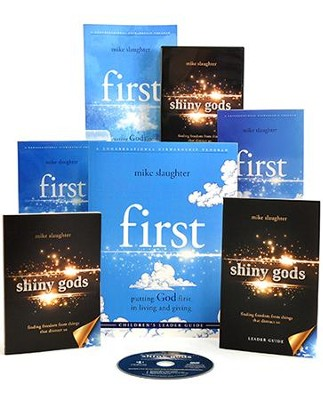 first: Putting God first in Living and Giving--DVD Curriculum  -     By: Mike Slaughter