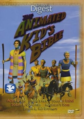 The Animated Kid's Bible (3-DVD Set)   -