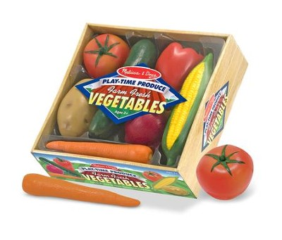 Play-Time Produce Vegetables  -