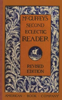 McGuffey's Second Eclectic Reader  -