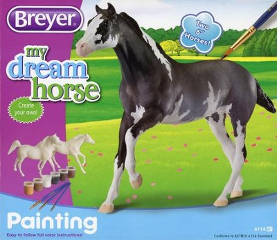 Paint Your Own Horse Activity Kit  -