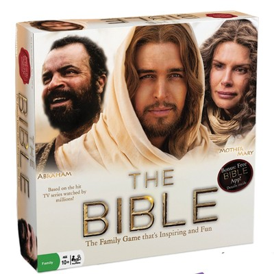 The Bible TV Miniseries Game   -