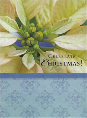 Celebrate Christmas - Musical Card w/CD   -