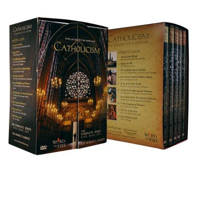Catholicism: The Complete Series, 5 DVD Boxed Set  -     By: Father Robert Barron