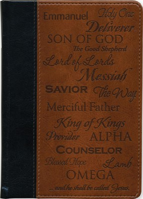 Names of Jesus Journal  -