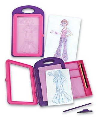 Fashion Design Activity Kit  -