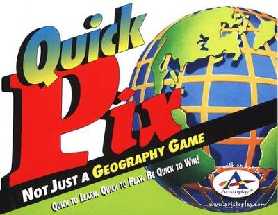 Quick Pix: Not Just a Geography Game   -