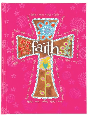 Faith Cross Journal  -