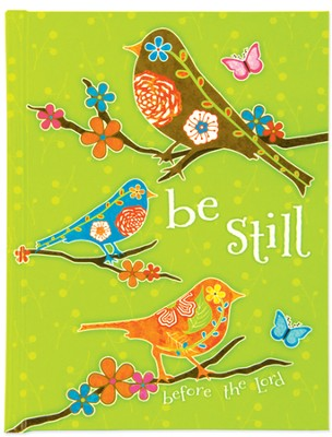 Be Still Journal  -