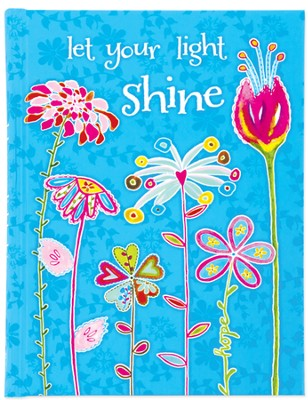 Let Your Light Shine Journal  -