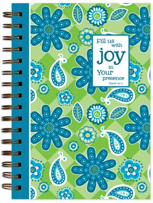 Fill Us With Joy Journal  -