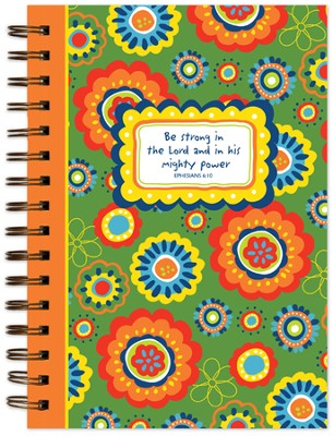 Be Strong In the Lord Journal;  -