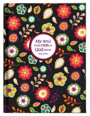 My Soul Finds Rest In God Alone Journal  -