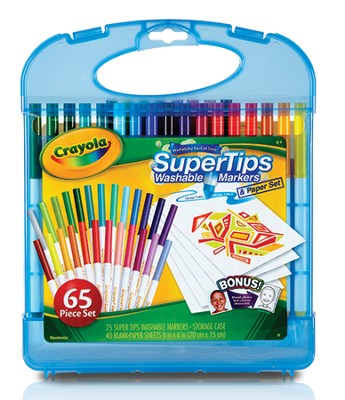 SuperTips Washable Markers Kit  -