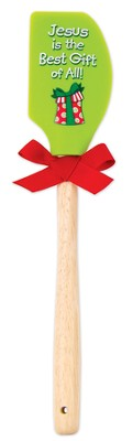Jesus Is the Best Gift Of All! Spatula  -