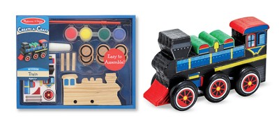 Train, Decorate Your Own  -