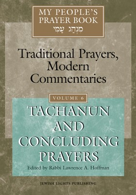 Tachanun and Concluding Prayers, volume 6   -     Edited By: Rabbi Lawrence A. Hoffman