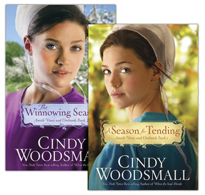 Amish Vines and Orchards Series, Vols. 1-2   -     By: Cindy Woodsmall