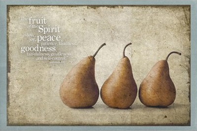 The Fruit of the Spirit is, Magnetic Board  -