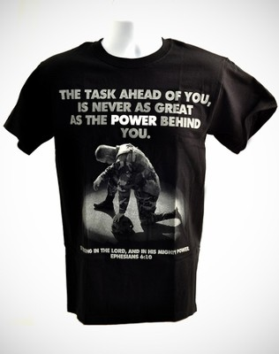 Task Ahead Shirt, Black, XX Large  -
