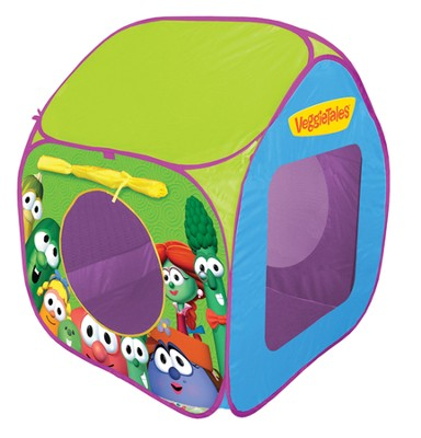 Veggie Pop-Up Play House   -