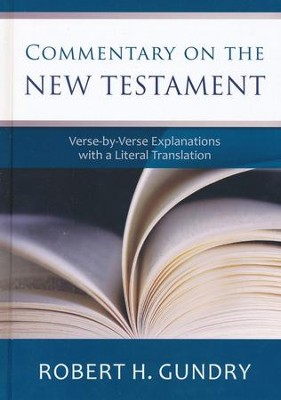 Commentary on the New Testament   -     By: Robert H. Gundry