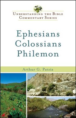 Ephesians, Colossians, Philemon, New International Biblical Commentary - Slightly Imperfect  -     By: Arthur G. Patzia