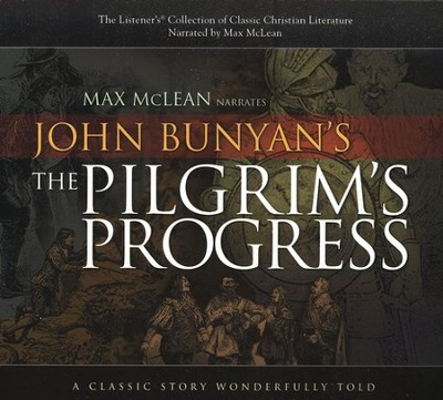 The Pilgrim's Progress Audiobook on CD  -     By: John Bunyan