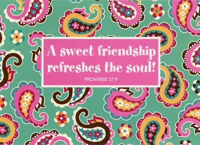 Sweet Friendship, Notecards with Envelopes  -