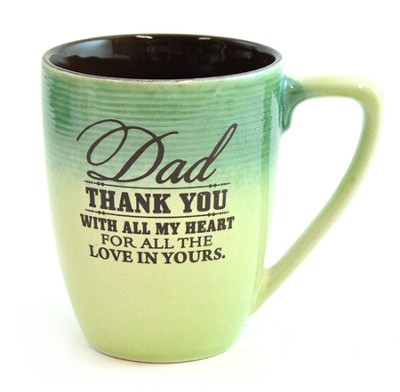 Dad, Thank You Mug  -