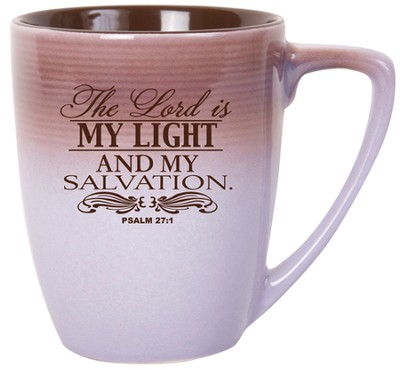 Lord Is My Light Mug  -