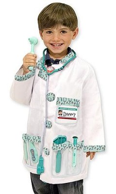 Doctor, Play Costume Set  -