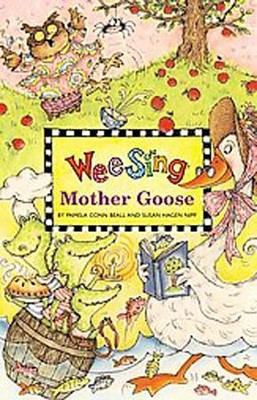 Wee Sing:  Wee Sing Mother Goose, Book and CD  -     By: Pamela Conn Beall, Nancy Klein Spence