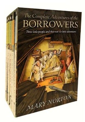 The Complete Adventures of the Borrowers  -     By: Mary Norton