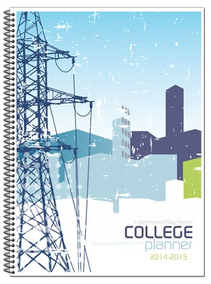 A Well-Planned Day College Planner (July 2014 - June 2015)  -     By: Rebecca Scarlata Keliher