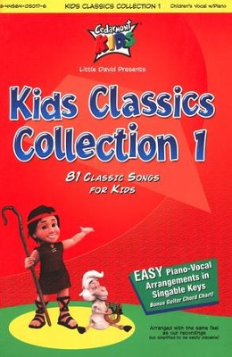 Kids Classics Collection 1   -     By: Cedarmont Kids
