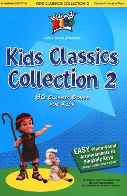 Kids Classics Collection 2   -     By: Cedarmont Kids