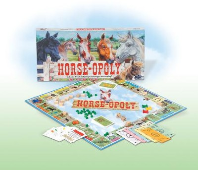 Horse-Opoly   -